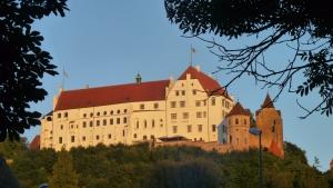 ©meinesichtderwelt - Burg Trausnitz vom Zehrplatz aus