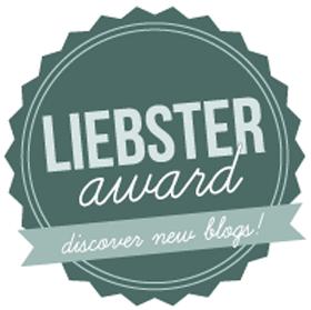 LIEBSTER award - discover new blogs!