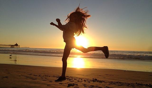 Spruch zum Wochenende: Tanze, liebe, singe, lebe