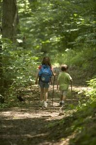 Wandern ist kinderleicht - Bildquelle Pixabay