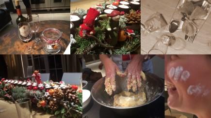 Firmenweihnachtsfeier - Adventsbäckerei