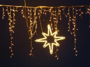 Festliche Beleuchtung
