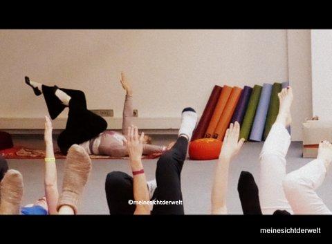 #Sonntagsfreude: Yoga
