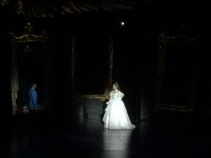 Elisabeth im Sternenkleid