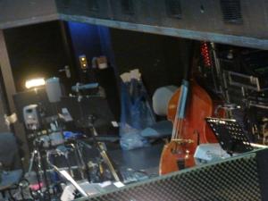 Der Blick in den Orchestergraben #DeutschesTheaterMünchen
