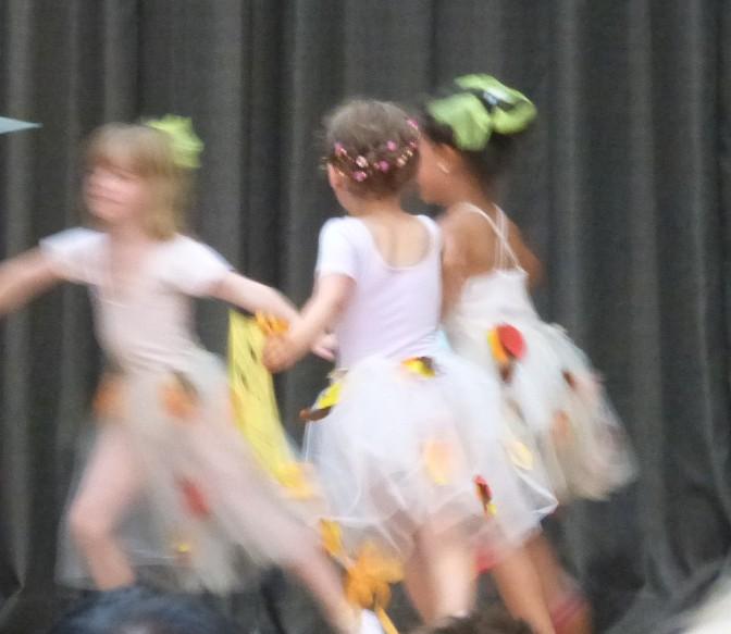 Sonntagsfreude: Ballet