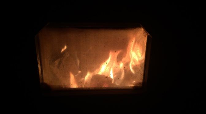 Sonntagsfreude: Schön warm