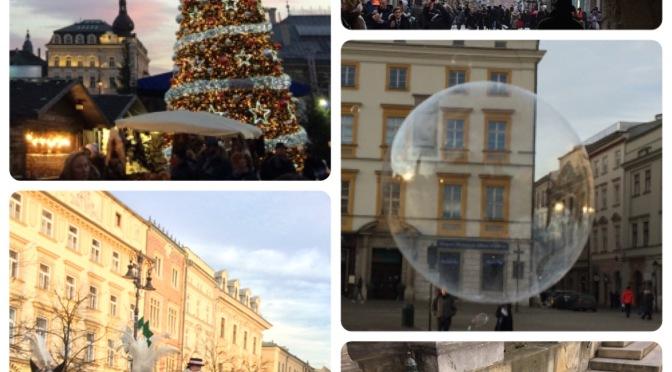3 Tage in Krakau