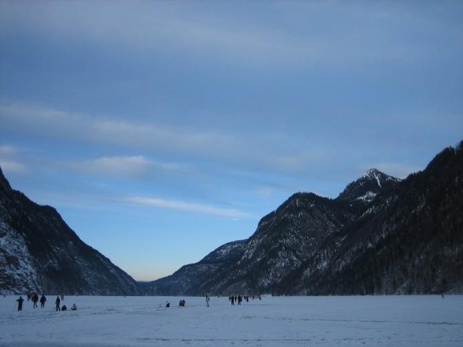 #Glückspilzmomente (6): Eisigkalter Winter